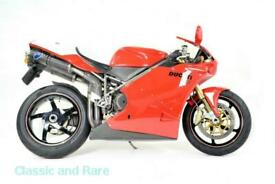 Ducati 748R No 430 Mk2 with low mileage