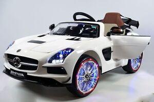 Voiture électrique avec télécommande / Ride on toy cars 6V-12V !