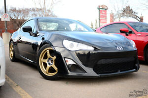 2013 Scion FRS Supercharged