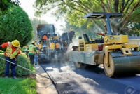ASPHALT/PAVING- $16-$20/hr,  MGMT position avail,  DETAILS IN AD