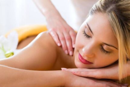 New Client special: $50/1 hour of Deep Tissue/ Relaxation Oil Massage