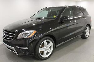 2013 Mercedes-Benz ML350 BlueTEC 4MATIC Regina Regina Area image 8