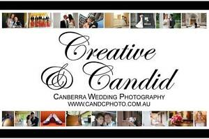 Creative and Candid Wedding Photography Canberra City North Canberra Preview