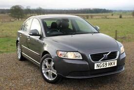 2010/59 Volvo S40 1.6D DRIVe SE £20 tax