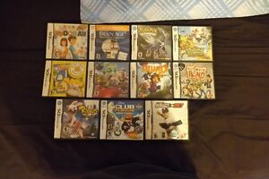 DS GAMES REDUCED