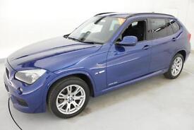2012 BMW X1 xDrive 18d M Sport 5dr