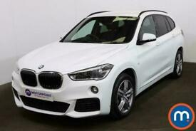 image for 2019 BMW X1 sDrive 18i M Sport 5dr Step Auto Estate Petrol Automatic