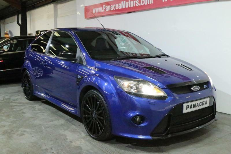 Ford Focus 2.5 20V ( 305ps ) 2008.25MY RS turbo