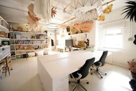 Desk Spaces in Crouch End