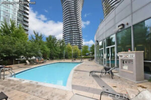 Stunning 2 Bedroom Condo in Square One area FOR RENT!