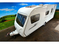 2009 Swift Charisma 560 4 Berth Touring Caravan