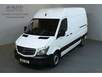 MERCEDES-BENZ SPRINTER 2.1 313 CDI 129 BHP MWB HIGH ROOF