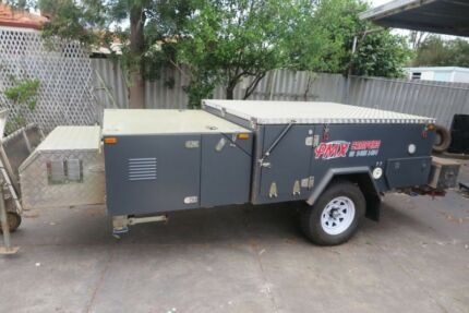 Camper trailer Offroad Coorong GT