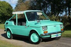 image for 1972 Fiat 126 Jolly Convertible Petrol Manual
