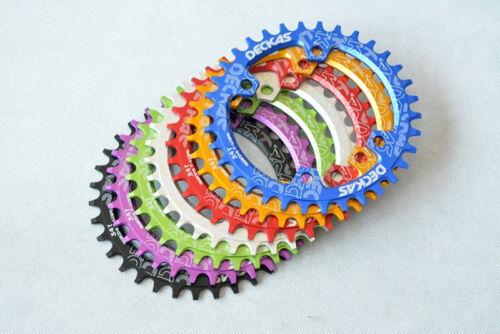 DECKAS Bike  Round Oval ChainRing CNC MTB Chain Ring 32T/34T