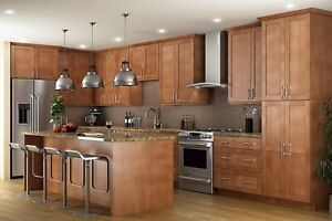 September Sale **Save 15% off Sonoma Series Kitchen Cabinets**
