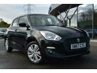2017 Suzuki Swift 1.0 Boosterjet SZ-T 5dr Hatchback Petrol Manual