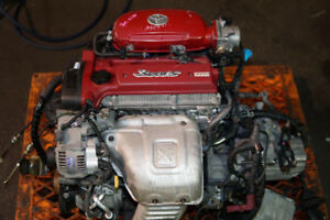 JDM Toyota Celica ST202 3S-GE Beams VVti Engine 5 Speed Tranny
