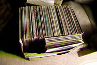 Box Of 150 Various Records