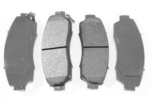 Rear Rotors and Ceramic Brake Pads - 2005-2010 Odyssey