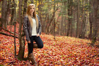 Fall/Autumn Photoshoots - Males & Females & Families Wanted
