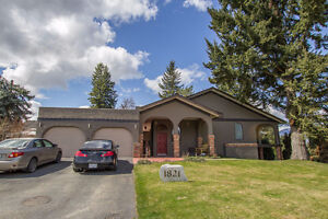 Salmon Arm - 4,180sqft, 4bdrm Family Home with Pool