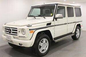 2013 Mercedes-Benz G550 4MATIC