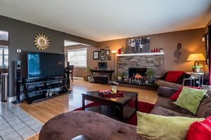 QUIET LOCATION, UPDATED HOME! Prince George British Columbia image 3