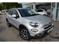 2016 Fiat 500X 2.0 MultiJet Cross Plus 4x4 (s/s) 5dr Diesel grey Automatic