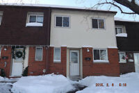 Renovated  3 bedrooms townhouse for rent $1280
