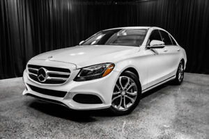 2015 MERCEDES C300 4MATIC ( Only 18,500km )