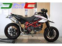 2010 Ducati Hypermotard 1100 Evo SP 1,584 Miles Loaded With Extras | £149.97 pcm
