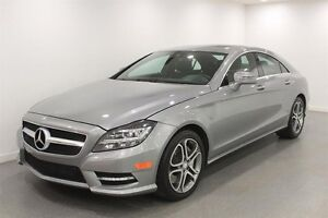 2014 Mercedes-Benz CLS550 4MATIC Coupe