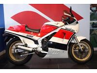 1985 SUZUKI RG500 GAMMA 2 STROKE RARE CLASSIC SPORTS MOTORCYCLE LOW MILES EXCELL
