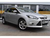 GOOD CREDIT CAR FINANCE AVAILABLE 2013 62 FORD FOCUS 1.6i POWER SHIFT AUTO ZETEC