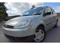 FORD FIESTA FINESSE 1.25 3 DOOR*FULL 12 MONTHS MOT*IDEAL FIRST CAR*LOW INSURANCE
