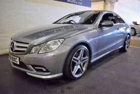 2009 59 MERCEDES-BENZ E CLASS 3.0 E350 CDI BLUEEFFICIENCY SPORT 2D AUTO 231 BHP