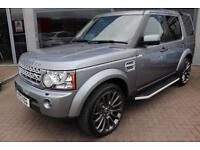 Land Rover Discovery 4 SDV6 XS.
