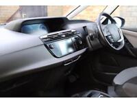 2015 Citroen C4 Picasso 1.6 e-HDi Exclusive ETG6 5dr Diesel white Semi Auto