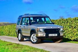 2002 Land Rover Discovery 2.5 TD5 ES 5dr (7 Seats)