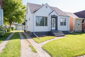 Renovated East Kildonan 3 Bedroom Home