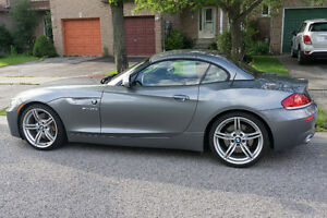 2011 BMW Z4 sDrive35is Coupe (2 door)