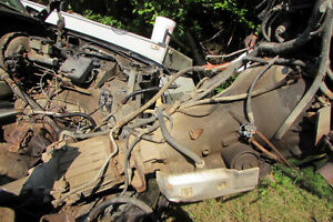 96 GMC SIERRA  AUTOMATIC TRANSMISSION + TRANSFER CASE