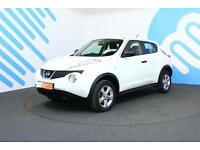 2013 Nissan Juke 1.5 dCi Visia 5dr