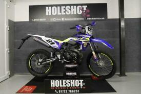 SHERCO 50CC FACTORY SER 2021 BRAND NEW ROAD REGISTERED