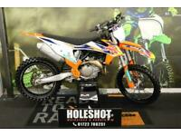 KTM SXF 450 2020 ELECTRIC START NEW FRONT AND REAR TYRE