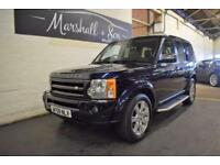 2009 59 LAND ROVER DISCOVERY 2.7 3 TDV6 HSE 5D AUTO 188 BHP DIESEL