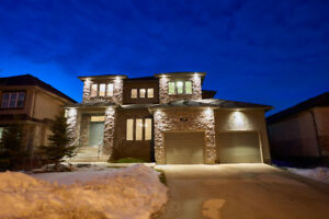 Custom Built  former show home in south point for sale