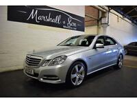 2011 61 MERCEDES-BENZ E CLASS 2.1 E250 CDI BLUEEFFICIENCY AVANTGARDE 4D AUTO 204
