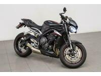 Triumph Street Triple R RS ARROW EXHAUST HEATED GRIPS TAIL TIDY